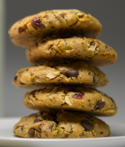 Good Habit Cookie stack, too good to be bad.